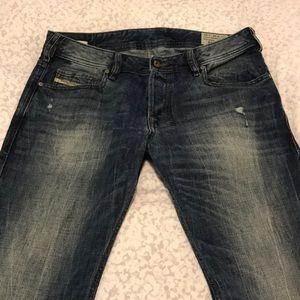 """Men's Diesel Jeans """"Zatiny"""". Sz 30"""